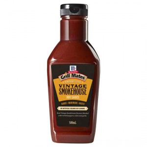 Grill Mates Smokehouse Bbq Sauce