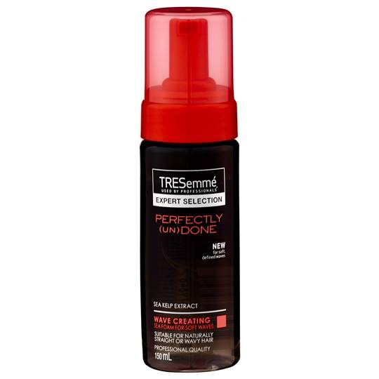 Tresemme Hair Styling Foam Perfectly Undone