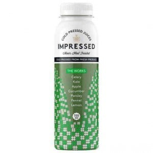 Impressed Cold Pressed Juice The Works