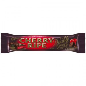 Cadbury Cherry Ripe Double Dipped