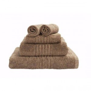 Dickies Chevron Bath Towel Coffee