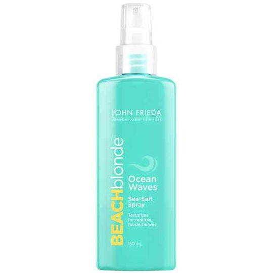 John Frieda Beach Blonde Ocean Waves Spray