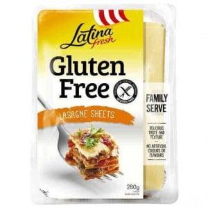 Latina Fresh Gluten Free Lasagne Sheets