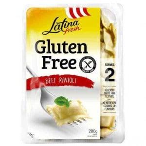 Latina Fresh Gluten Free Beef Ravioli
