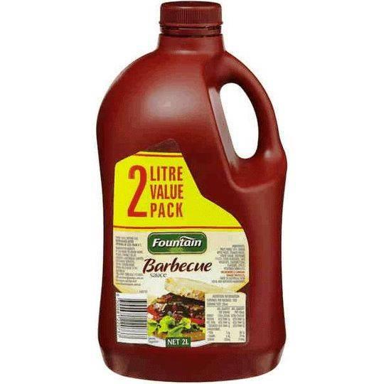 Fountain Bbq Sauce