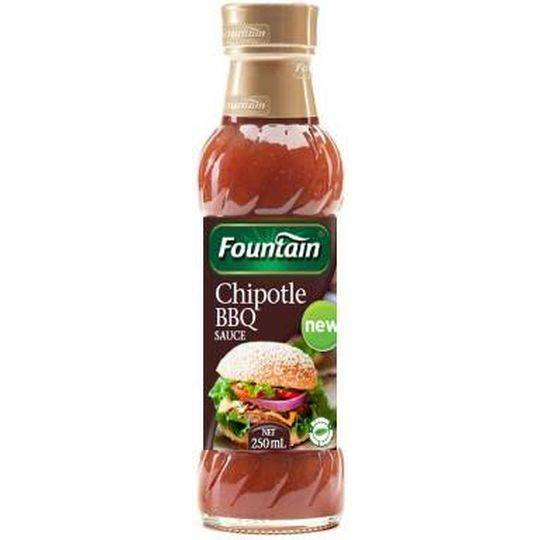 Fountain Chipotle Bbq Sauce
