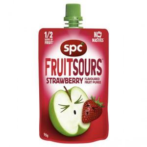 Spc Strawberry Sour Pouch