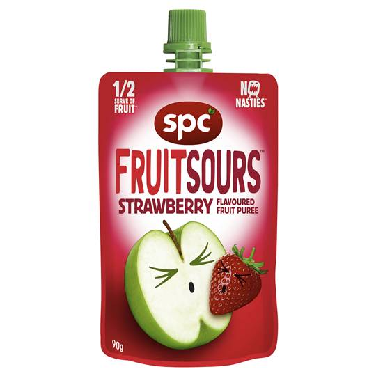 Spc Strawberry Sour Pouch