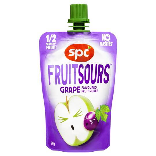 Spc Grape Sour Pouch