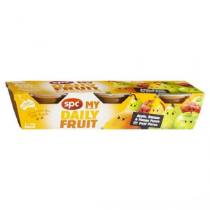 Spc Pear Banana & Mango Puree