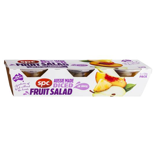 Spc Diced Fruit Salad