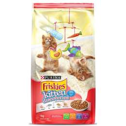 Friskies Kitten Discoveries