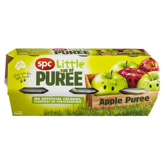 Spc Apple Puree