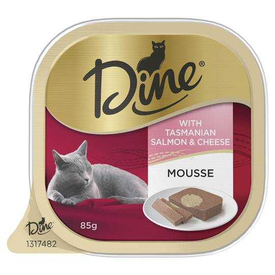 mom81879 reviewed Dine Daily Mousse With Tasmanian Salmon & Cheese