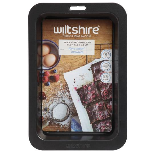 Wiltshire Slice Brownie Pan