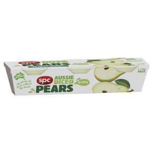 Spc Diced Pear