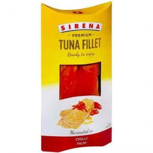 Sirena Chilli Tuna Fillets