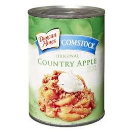 Duncan Hines Apple Cinnamon Pie Filling
