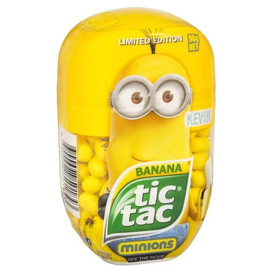 Tic Tac Minion Bananas Banana