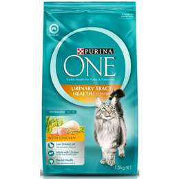 Purina One Urinary Tract Health Cat Formula With Chicken