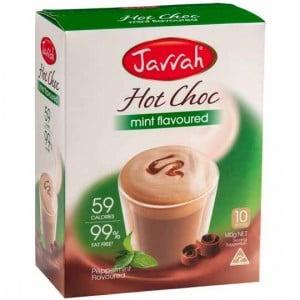 Jarrah Mint Drinking Chocolate Sachets