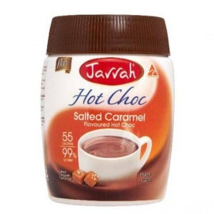 Jarrah Salted Caramel Hot Chocolate
