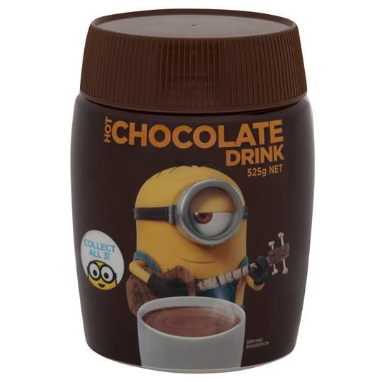 Minions Kids Hot Chocolate