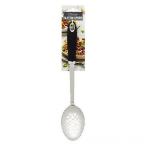 Inspire Stainless Steel Slotted Spoon
