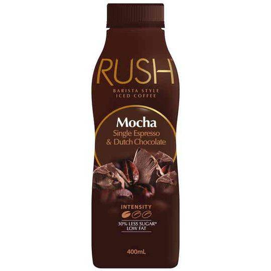 Rush Mocha Flavoured Milk