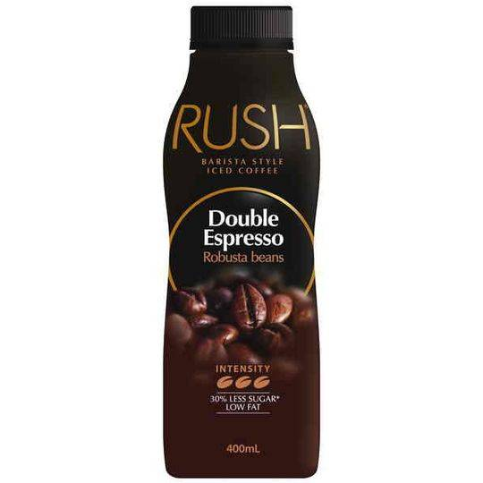 Rush Double Espresso Flavoured Milk
