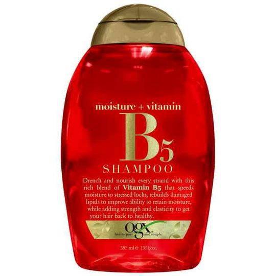 Organix Moisture + Vitamin B5 Shampoo