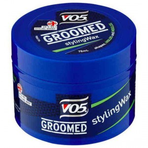 Vo5 Groomed Wax Styling