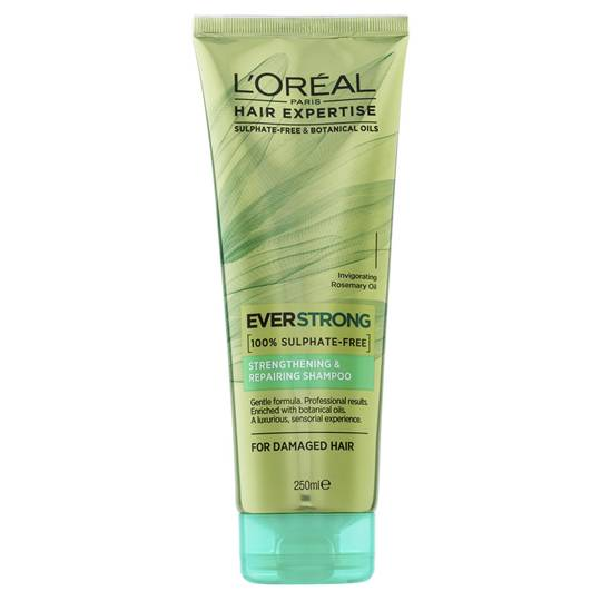 L'oreal Hair Expertise Everstrong Shampoo