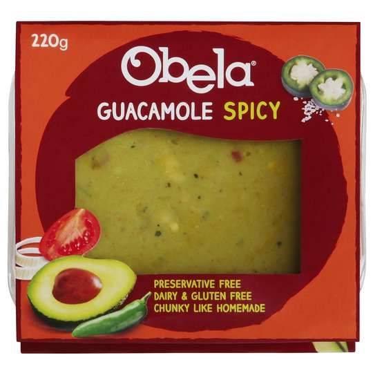 Obela Spicy Guacamole
