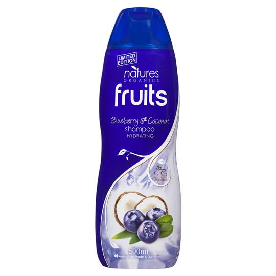 Fruits Blueberry & Coconut Shampoo