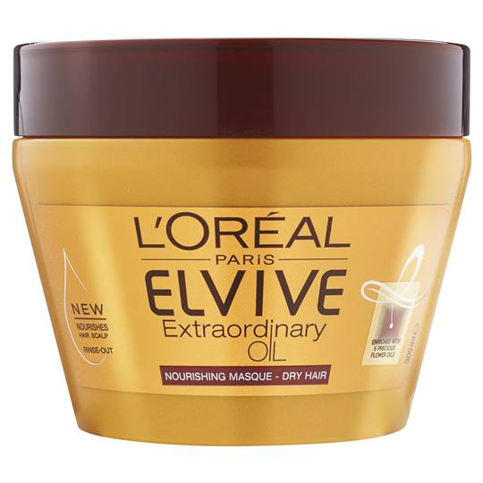 mom179858 reviewed L'oreal Paris Extraordinary Oil Masque