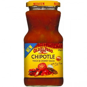 Old El Paso Chipotle Thick & Chunky Salsa