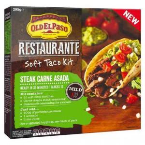 Old El Paso Restaurante Carne Asada Kit