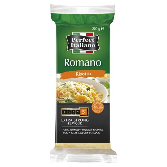 Perfect Italiano Romano Cheese Block