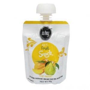 Why Pear & Mango Fruit Snack