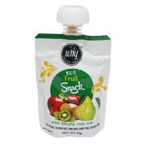 Why Apple Banana Pear & Kiwi Fruit Snack
