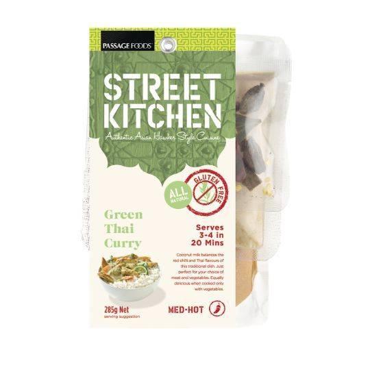 Street Kitchen Green Thai Curry Kit