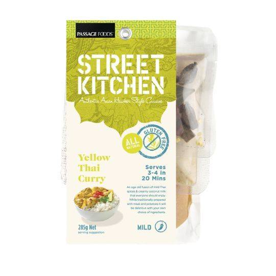 Street Kitchen Yellow Thai Curry Kit