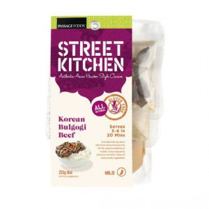 Street Kitchen Korean Bulgogi Kit