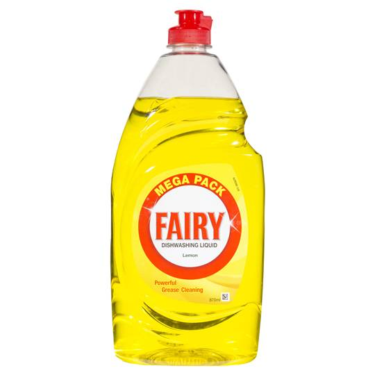 Fairy Hand Dishwashing Liquid Lemon Megapack