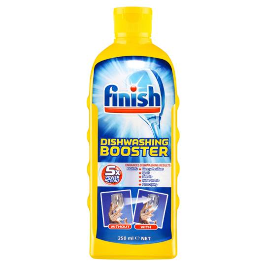 Finish Dishwashing Booster