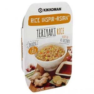 Kikkoman Teriyaki Rice