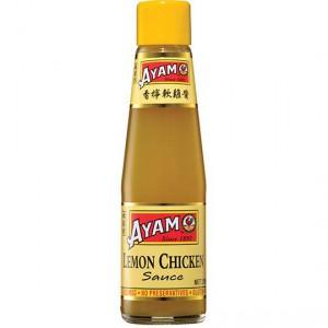 Ayam Lemon Chicken Sauce