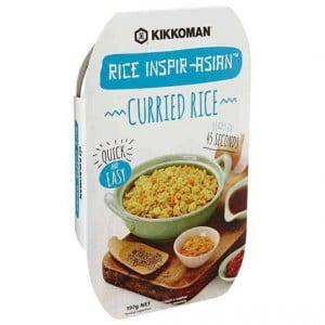 Kikkoman Curried Rice