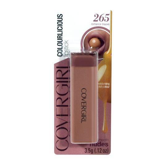 Covergirl Colourlicious Lipstick Romance Mauve